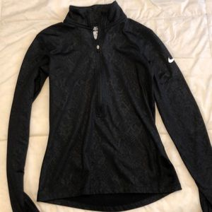 Nike Pro Dri-fit fitted long sleeve